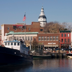 Annapolis MD - City dock