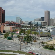 Baltimore MD - Inner Harbor