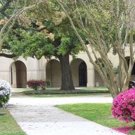 Courtyard at LSU in Baton Rouge LA