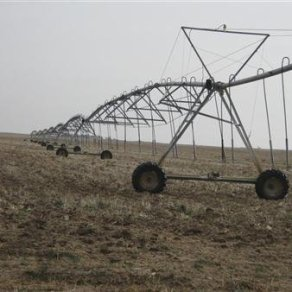 NE Farming sprinkler Irrigation