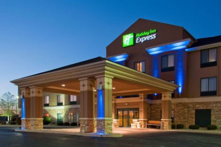 Holiday Inn Express, SD