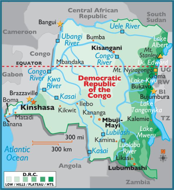 DemocraticRepublicoftheCongo