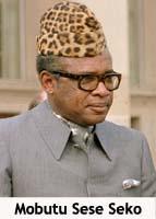 DRC - MobutuSeseSeko