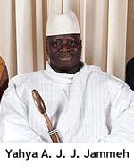 Gambia-YahyaJammeh