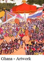 Ghana-artwork