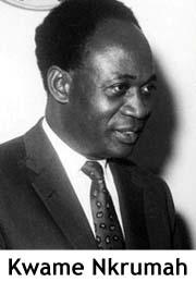 Ghana-KwameNkrumah