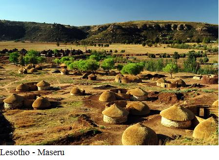 Lesotho - Maseru