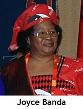 Malawi - Joyce Banda