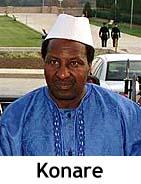 Mali - Konare