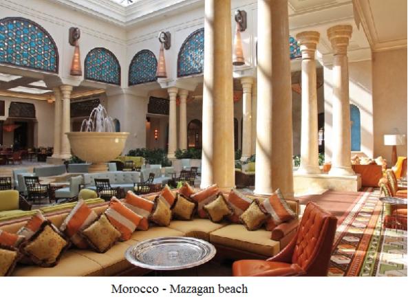 Morocco - Mazagan beach