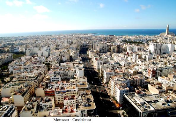 Morocoo - Casablanca