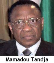 Niger - Mamadou Tandja