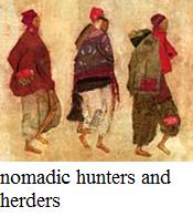 NomadicHuntersandherbers