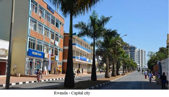 Rwanda - Capital city