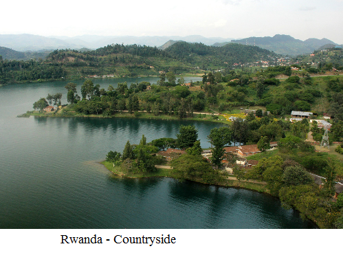 Rwanda - Countryside