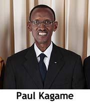 Rwanda - Paul Kagame