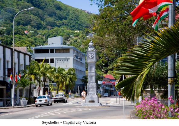 Seychelles - Victoria