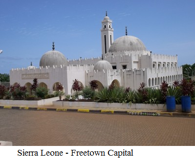 Sierra Leone - Freetown Capital