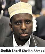 Somalia - Sheikh Sharif Sheikh Ahmed