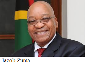 South Africa - Jacob Zuma