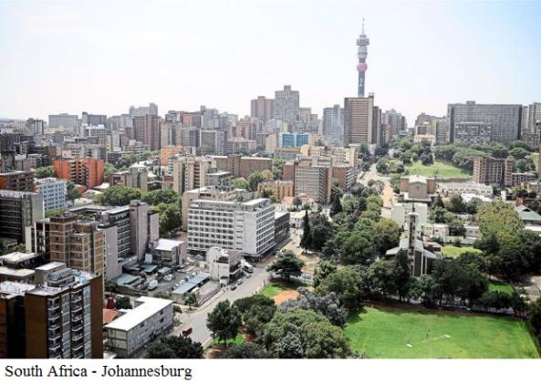 South Africa - Johannesburg