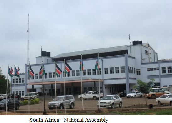 South Sudan - National Assembly