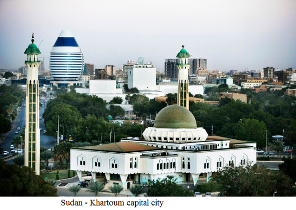 Sudan - Khartoum capital city