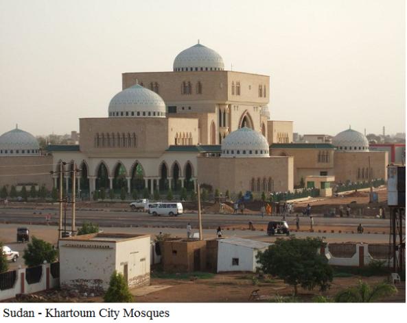 Sudan Khartoum city