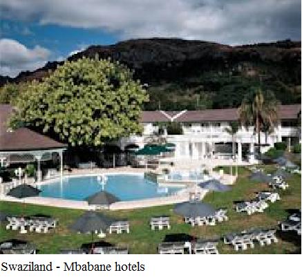 Swaziland - Mbabane hotels