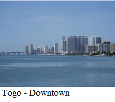 Togo - Downtown
