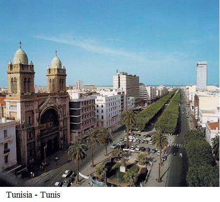 Tunisia - Tunis