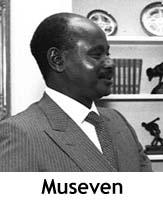 Uganda - Museven