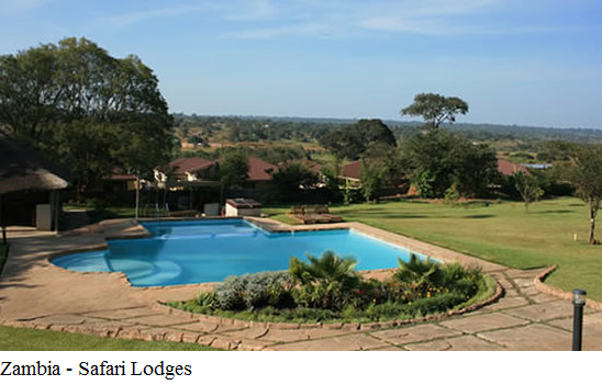 Zambia - Safari Lodges