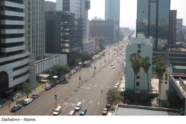 Zimbebwa - Harera